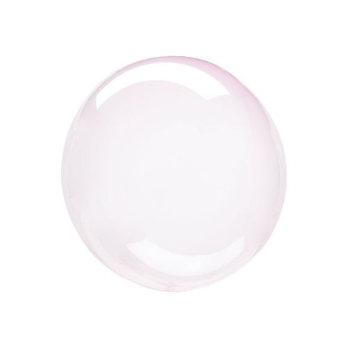 "LIGHT PINK 12"" CRYSTAL CLEARZ S15 PKT"